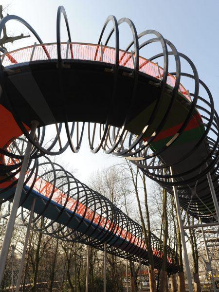 Slinky Springs to Fame in Oberhausen. Foto: EGLV