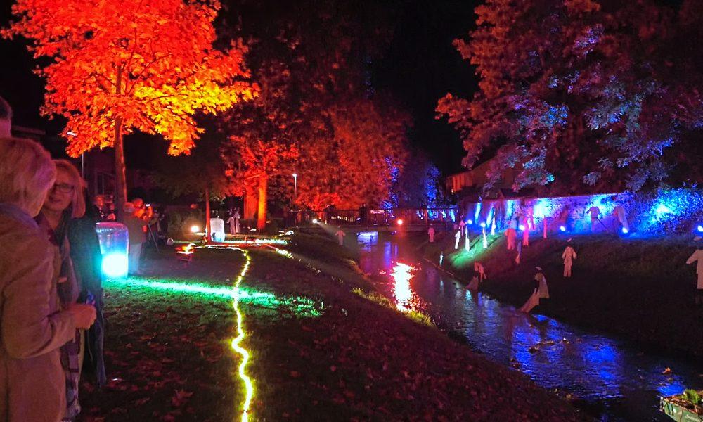 Veranstaltung: Der Rotbach - Im Fluss der Zeit. Foto: EGLV