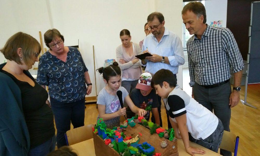 Workshop und Exkursion. Fotos: Plan Lokal/Fotoclub Herringen/Brockhoff/ EGLV